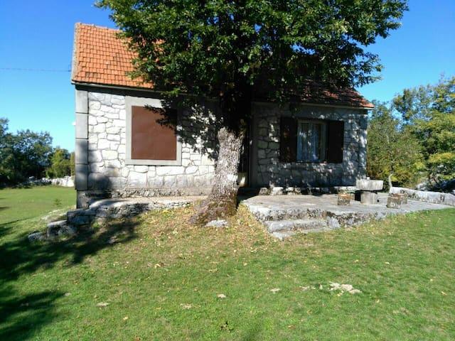 Mountain house - Kuci, Krzanja - Kržanja - Ev