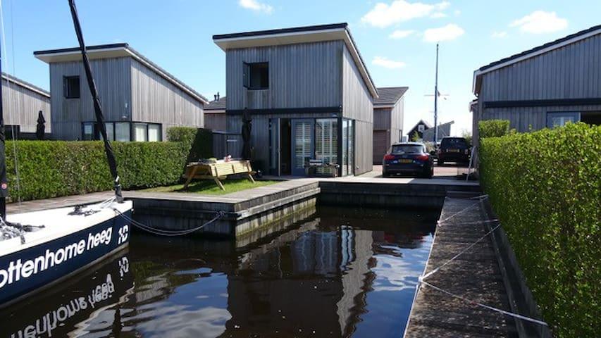 boothuisje 37 in Heeg Friesland - Heeg - Stuga