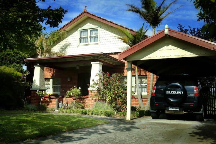 Spacious Edwardian Period Home - Preston - Hus
