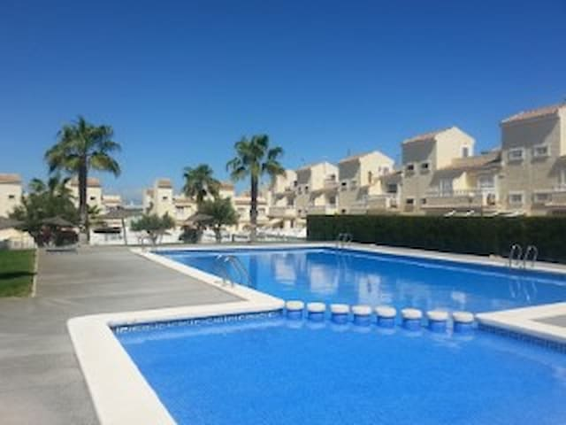 Townhouse in Gran Alacant - Puerto Marino - Dom