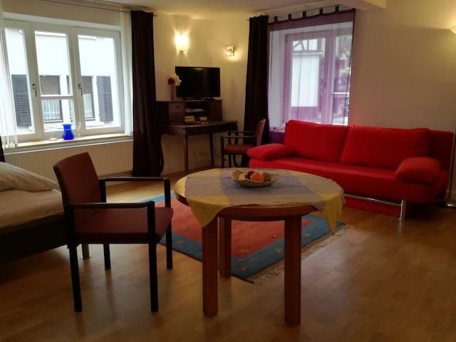 Die Schillerstube im Roten Haus - Baden-Baden