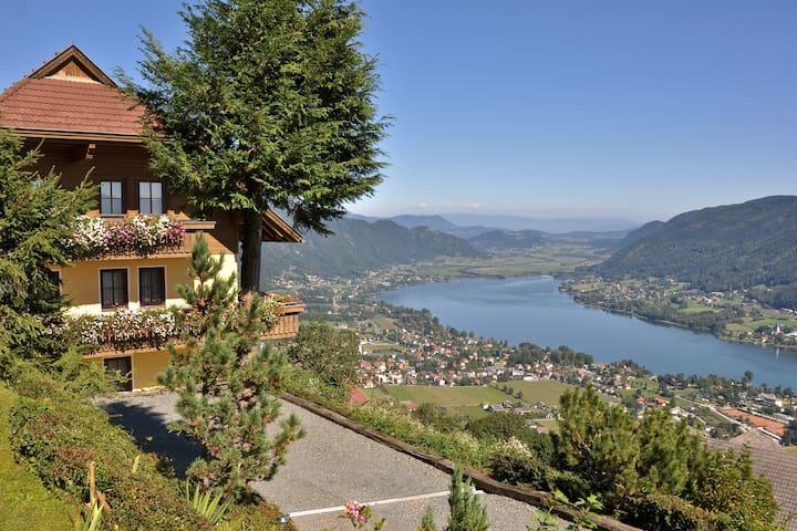 Lake View Apartment - Bodensdorf  - Apartamento