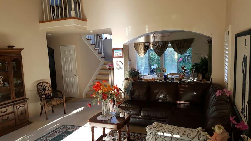 So Orange Co Home w/single room - Mission Viejo - Talo