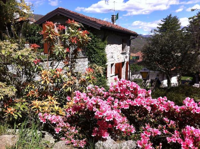 Sweet Home BAITASOLE - Mergozzo - Huis