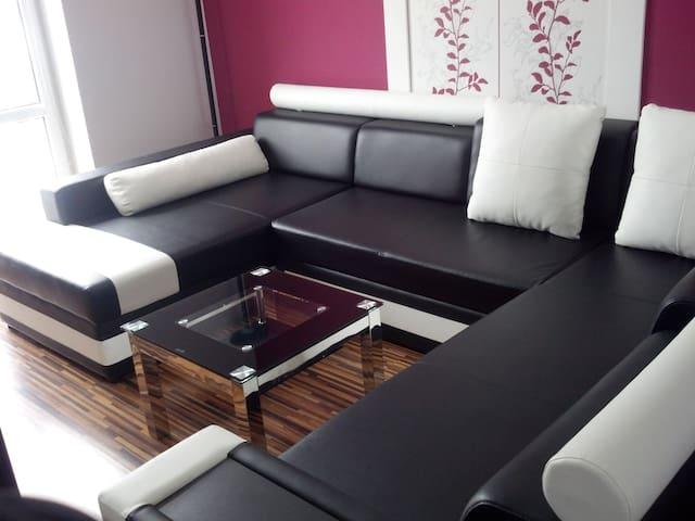 Apartament Paryzanka  / cheap ski resort center - Krynica-Zdrój - Apartamento