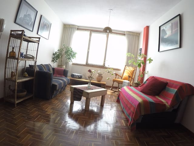 Cozy place, great location, fast internet - La Paz