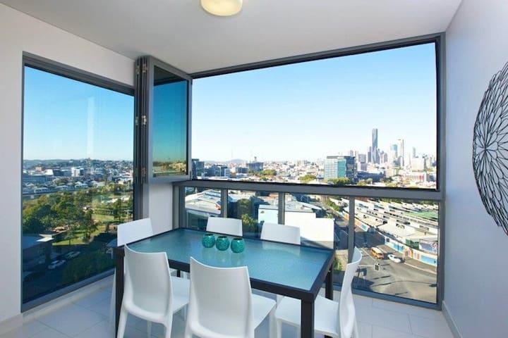 1 BednBath in new city apartment - Bowen Hills - Appartement