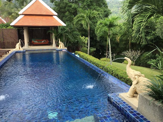 UNIQUE Independent Room in Stunning Villa - Rawai - Villa