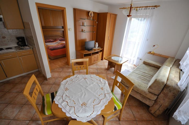 Appartment in Triglav National Park (Tolmin) - Zadlaz-Žabče