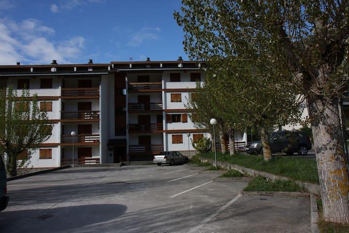 Apartamento en Torla-Ordesa - Torla-Ordesa - Leilighet