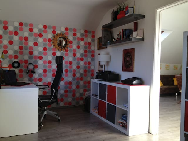 Modern apartment South of Brussels-close to Univ - Hoeilaart