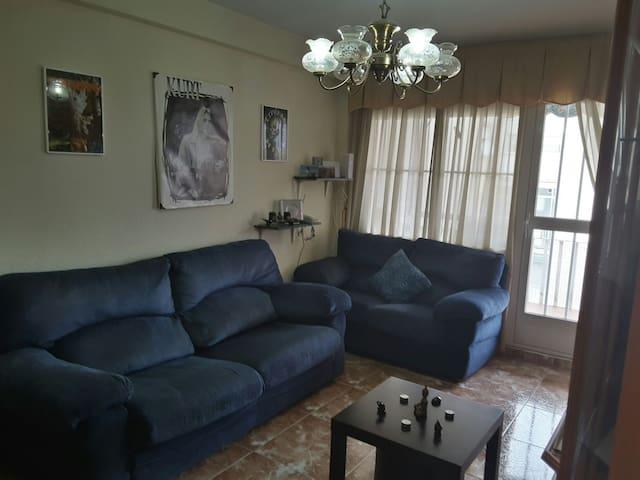 Habitación 2, en Piso compartido. - Parla - Apartament