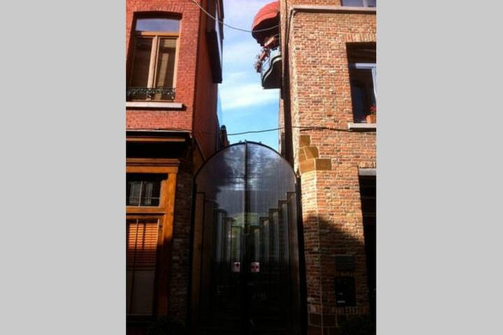Loft in Diest Hitorical centre - Diest - Leilighet