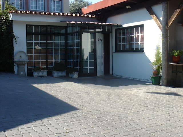 CBM - Casa com Bilhar e Matraquilhos - Vila Chã de Sá - Viseu - Huis
