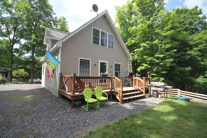 Cozy three bedroom 2 bath cottage - Hubbardton - Casa