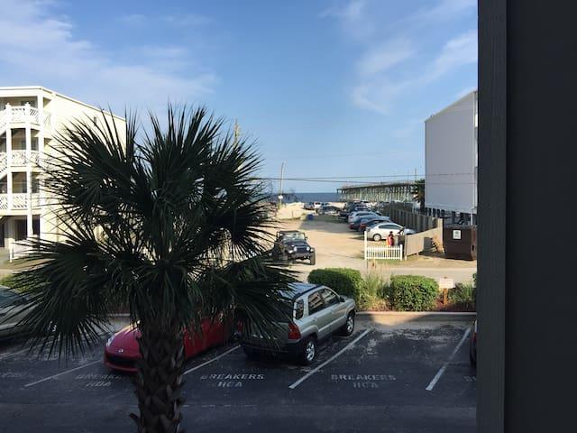 SeaRenity By The Sea!! - 卡羅萊納海灘(Carolina Beach) - 公寓