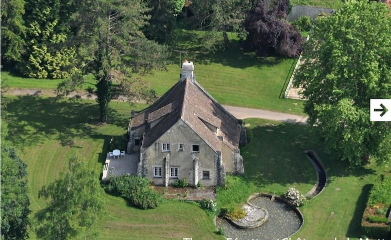 La Petite Maison - Thoury-Férottes - Дом