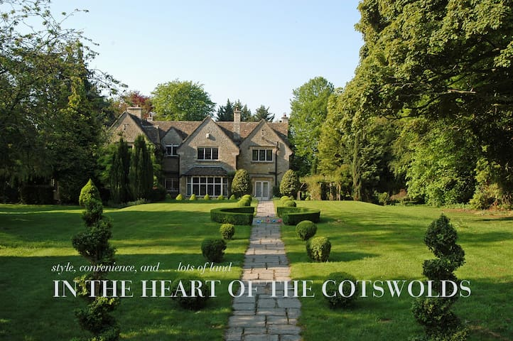 Fabulous Cotswolds Country Home - Long Newnton - Huis