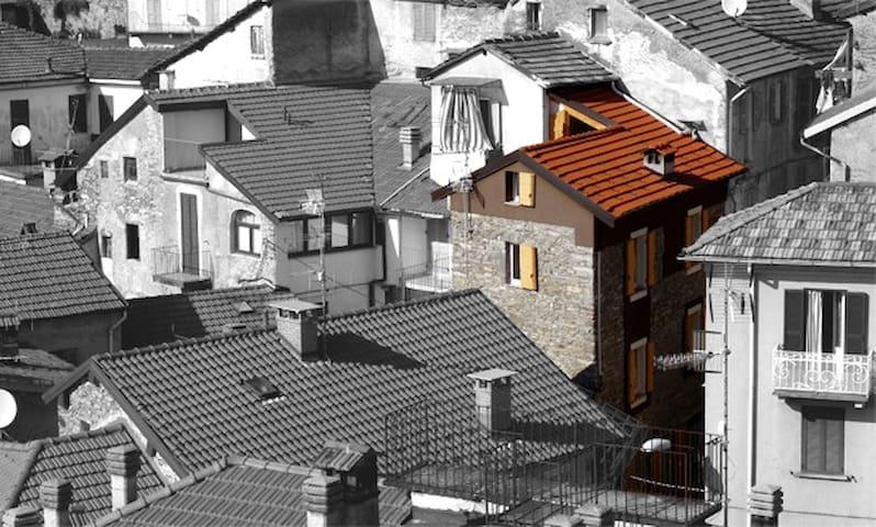 Casa Baroggi  - Maccagno - Maison