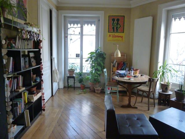 Joli appartement au centre de Lyon - Lyon - Departamento