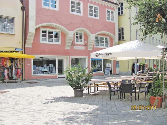 """Apartment Bavaria """"Storchenfärbe"""" - Memmingen - Apartamento"""