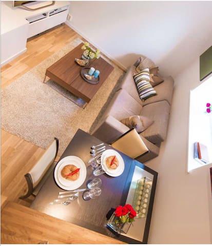 Modern & comfy studio apartment - Bergen - Lägenhet