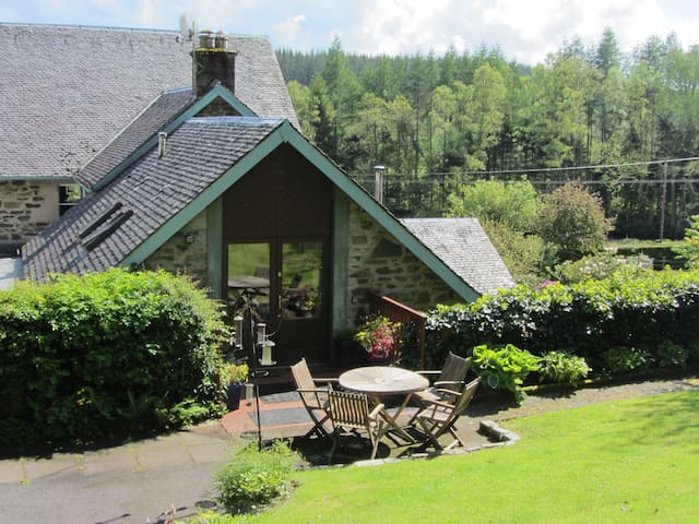 The Hayloft -  in the Trossachs - Stirling - Apartmen