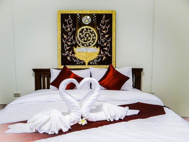 Banphrayalanna Maejo - Tambon San Sai Luang - Apartamento