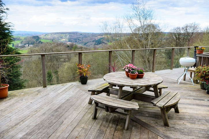 Wye Valley Forest Retreat - Gloucestershire - Hus
