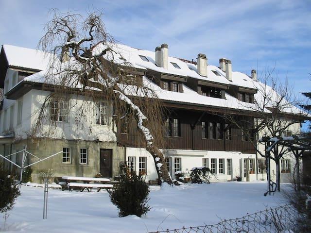 Home away from home - Villars-sur-Glâne