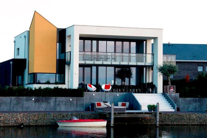 Appartement aan het water Cuijk - Cuijk - Vila