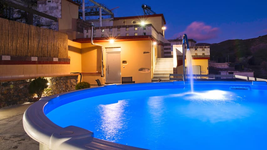 Villa wit Pirvate Pool, near Sougia and Paleochora - Temenia