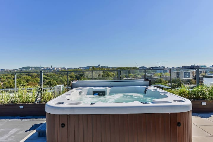 Modern Condo Downtown Montreal - Mont-Royal - Daire