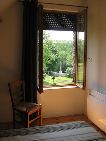 Lovely Apartment in WW1 area - Authuille - Apartemen