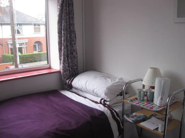 Light, Cosy, Single - Manchester - Haus