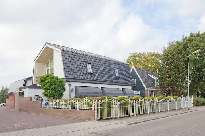 DREAM VILLA near AMSTERDAM - Den Ilp - Vila