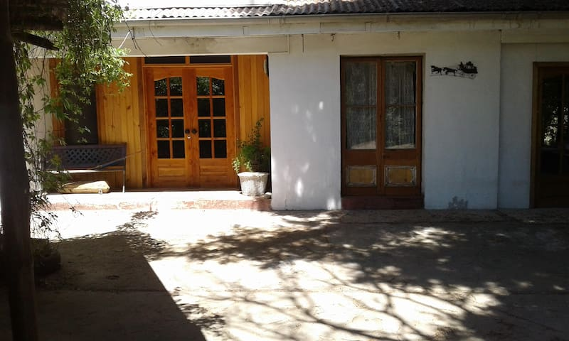 House in Chilean countryside - Hospital - 一軒家