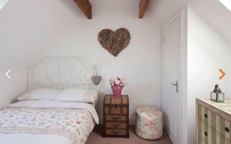Cosy apartment in sleepy village - Great Whittington - Departamento