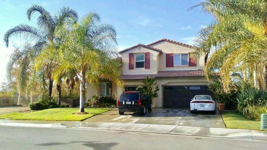 Beautiful Home in Moreno Valley - Moreno Valley - Casa