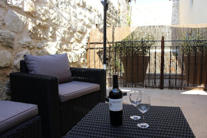Location en Provence - Malemort-du-Comtat - Appartement