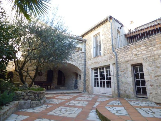 La maison de Cecile - Vagnas