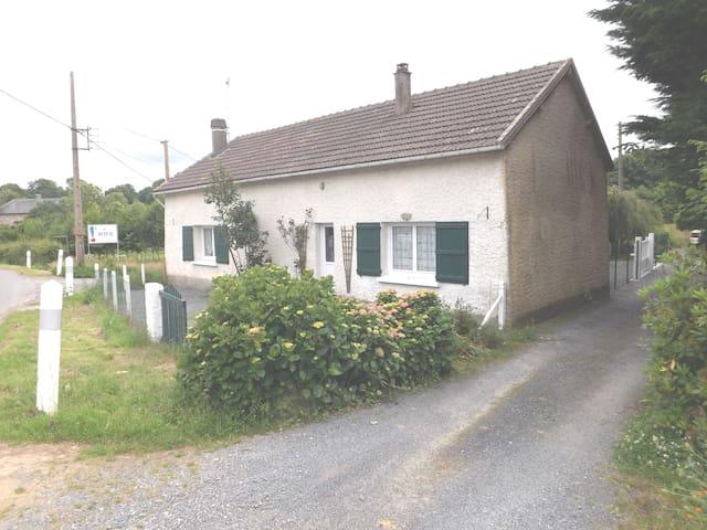 Maison de campagne - Hauteville-la-Guichard - Huis