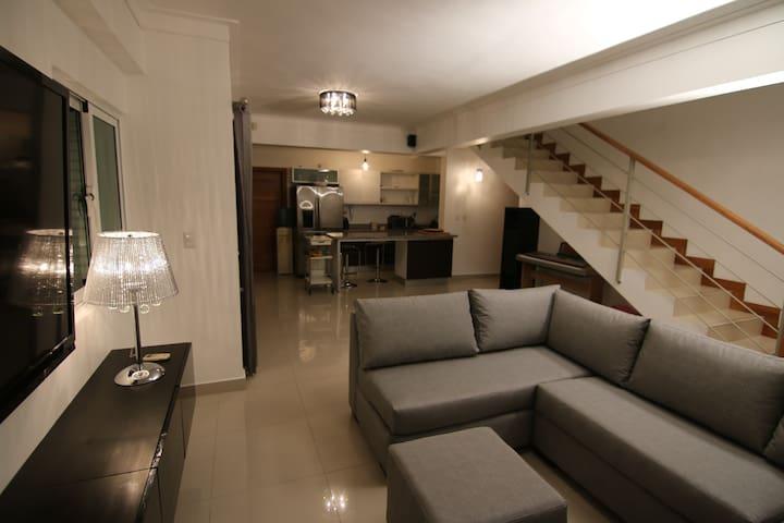 Habitación privada de lujo en Penthouse céntrico - Santo Domingo