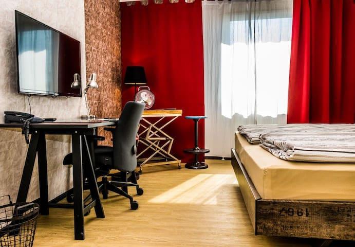 Freizeittempel Design & Art - Wiener Neustadt - Bed & Breakfast