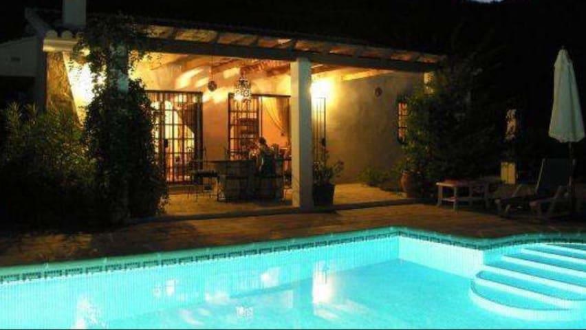 Beautiful Villa & Pool to Yourself. - Canillas de Albaida - 別荘