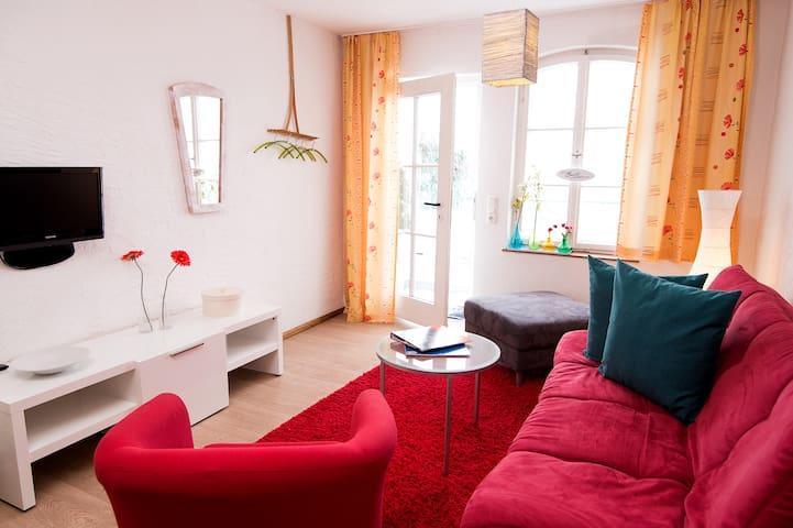 Thomasmühle Ferienwohnungen - Leutershausen - Appartement