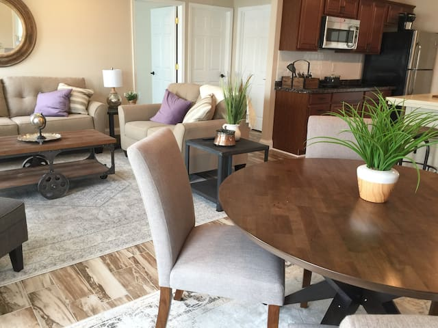 Waterfront Home 10 minutes from Annapolis! - Edgewater - Apartamento