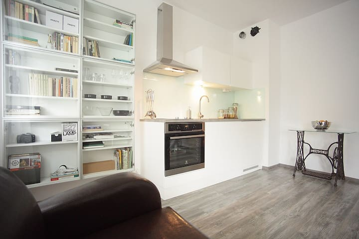 Cozy modern studio /34 m2 - Kraków - Appartement