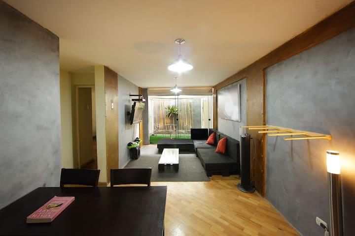 Miraflores safe district appartment - Miraflores District - Leilighet
