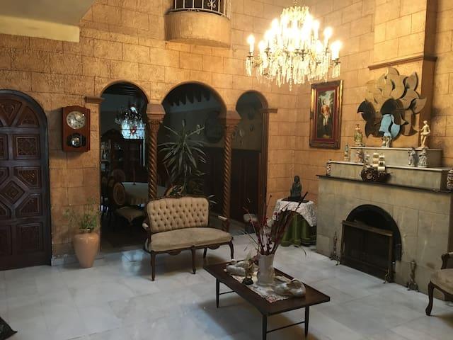 Beautiful rooms, downtown area - Ciudad de México - Huis